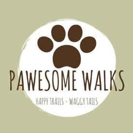 Pawesome Walks MK, Leighton Buzzard and Surrounding Areas - Dog Walking Service.