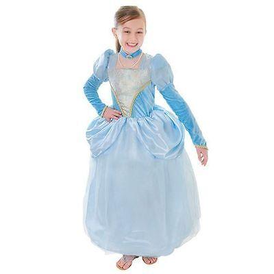 Mädchen Blau Prinzessin Königin Tudor Elisabethanisch Kostüm Renaissance - Mädchen Blaue Renaissance Prinzessin Kostüm