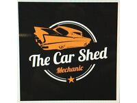 The car shed