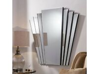 Art Deco Style Large Mirror for SALE
