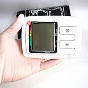 Digital Arm Blood Pressure Cuff