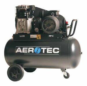 aerotec druckluft kompressor 600 90 kolbenkompressor 90. Black Bedroom Furniture Sets. Home Design Ideas