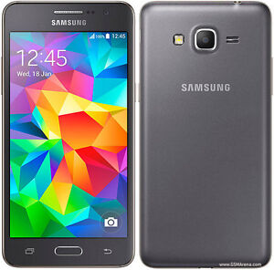 Samsung Grand Prime UNLOCKED MINT /w case & glass screen protect