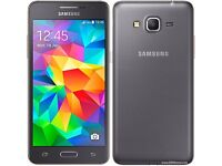 SAMSUNG GALAXY Grand Prime 8 GB, Black or White (Factory Unlocked) Boxed