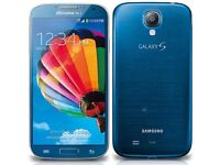 Galaxy s4 pearl blue unlocked