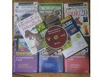 Encyclopedias on Cd Polish