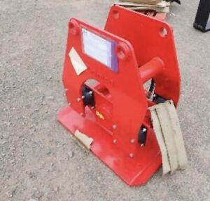 GenPac GE970 Excavator Plate Compactor