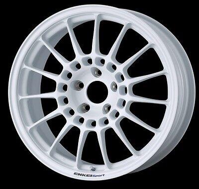 ENKEI Sport RC-T5 wheels 8.5J-18 +30 WHITE for LANCER EVOLUTION X from JAPAN