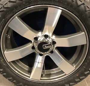 "ADVANTI TYPHOON 20""ALLOYS (HILUX 4X4) Kedron Brisbane North East Preview"