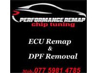 ECU Remap, DPF / EGR Delete, Custom modified maps, BMW Coding, VAG Coding