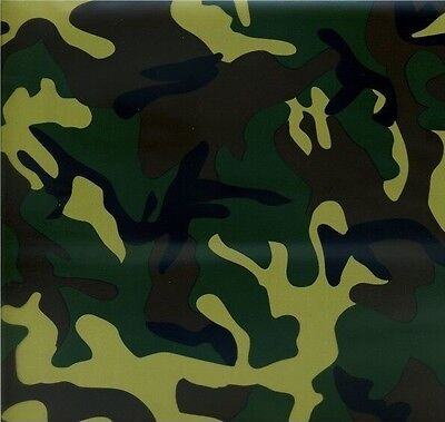 Hydrographic Water Transfer Hydrodipping Film Hydro Dip Army Camo 2 1sq
