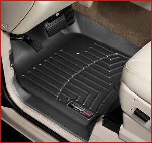 Weathertech -Tapis moulés Digital Fit avant Grand Cherokee 12-15