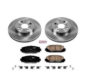 kit de freins avant neuf pour Toyota Yaris et Prius C