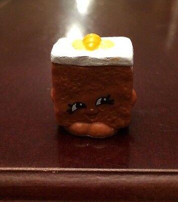 Shopkins Season 2 Rare Carrie Carrot Cake 2-037 New