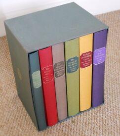 Folio Society Thomas Hardy Collection