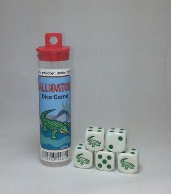 Alligator Dice Game