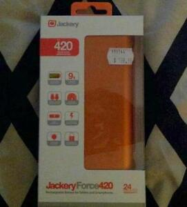 New 20,100mAh Jackery Force 420hr Portable Battery Charger Phillip Woden Valley Preview