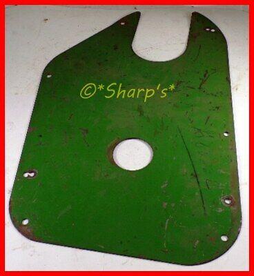 G6533e John Deere 594lw Rake Wheel Support Chain Cover New Old Stock Usa