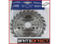 115 125 x 24T 115 125 x 40T TCT SAW BLADE FOR WOOD AND PLASTIC Angle Grinder cutting disc
