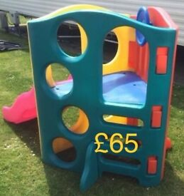Little tikes climbing frames for sale