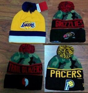 NBA Winter Hats