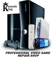 Professional PS3, XBox, IPhone and Video Game Console Repair