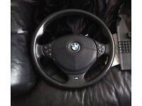 BMW M Sport Steering Wheel with Controls e36 e38 e39 e46