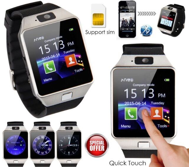 Cheap smart watchin Bradford, West YorkshireGumtree - Hi here Im selling a brand new smart watch. Its cheap and looks good and works good it is brand new and perfect for whoever want a smart watch but doesnt want to waste a lot of money thanks for looking be sure to look at my other ads