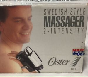 Oster Swedish Style Massager