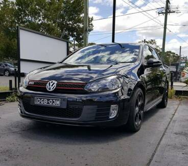 2012 Volkswagen Golf GTI Macquarie Links Campbelltown Area Preview