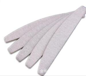 FREE SHIPPING www.warehousebeauty.ca Nail Files 100/180 Zebra Half Moon 50/pack
