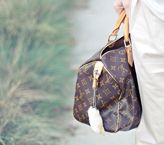Vintage-Taschen sind nicht nur bei Frauen ein begehrtes Accessoire. (Maegan Tintari (CC BY 2.0))