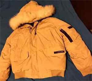 Canada Goose hats replica fake - Mens Canada Goose Bomber Jacket | Buy or Sell Clothing in Ontario ...