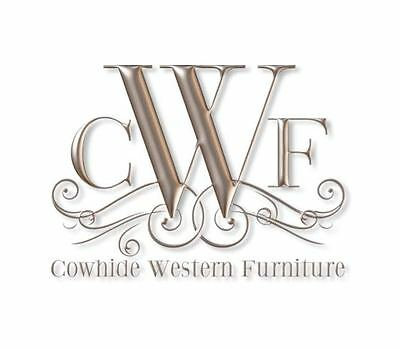 Cowhide Western Furniture Co