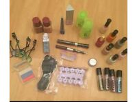 34 Makeup items. Great stocking fillers!! Christmas presents!