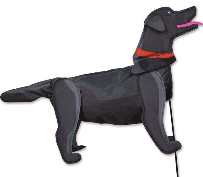black lab dog wind spinner windicator weather