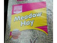 Hay for your pets rabbits guinea pigs ect.