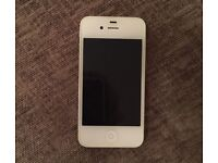 iPhone 4s - 8GB - White - Factory Unlocked - Immaculate Condition!