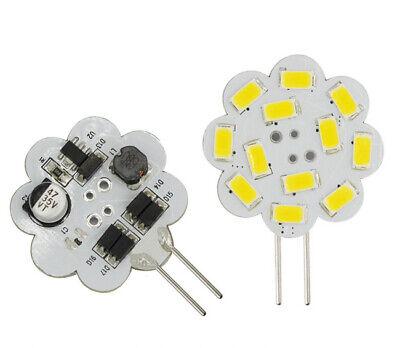 3x G4 12x5730 SMD LED Leuchte Lampe Licht Beleuchtung 12V AC/DC 3W Deutsche Post 3 X Licht