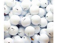 24 Grade A/B Nike Golf Balls