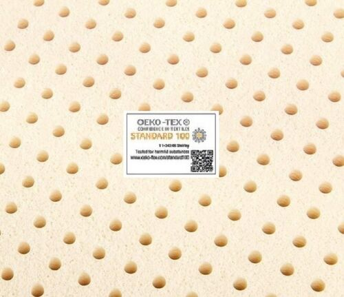 KING NEW Original Talalay Latex Toppers All Densities 2 & 3 Inch