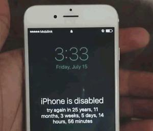 ⚠⚠ J'ACHETE IPHONES ICLOUD POUR PIÈCE /7/8/Iphone X