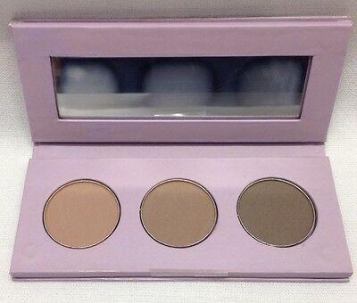 Brunette Brow Color - Valerie Beverly Hills Eye Brow Palette NEW, Colors Blonde, Brunette, & Ash