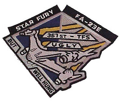 """Babylon 5 Star Fury 6"""" Embroidered TV Costume/Uniform Patch-USA Mailed(B5PA-12)"""