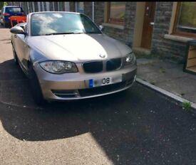 BMW 120d Convertible 2008