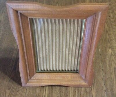 Maple Easels - Vtg WOOD/Wooden Maple  PHOTO/Picture FRAME 5x7 5