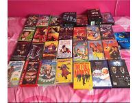 Videos/DVDs/CDs