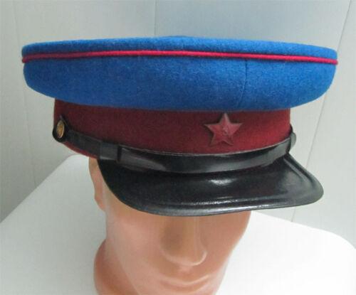 Soviet NKVD Officer service cap WWII period Size 62