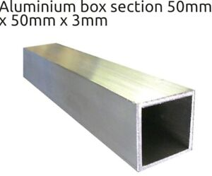 Wanted: Aluminium square tube 3mm thick
