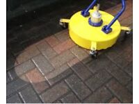 Driveway Patio Decking Pressure washing Cleaning